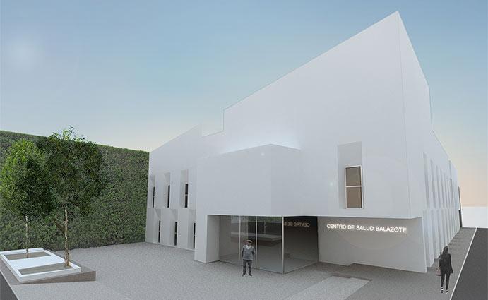 Centro de Salud Balazote