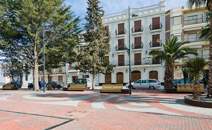 Plaza Montealegre
