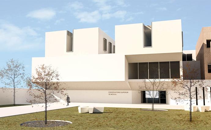 Conservatorio de Música. Albacete